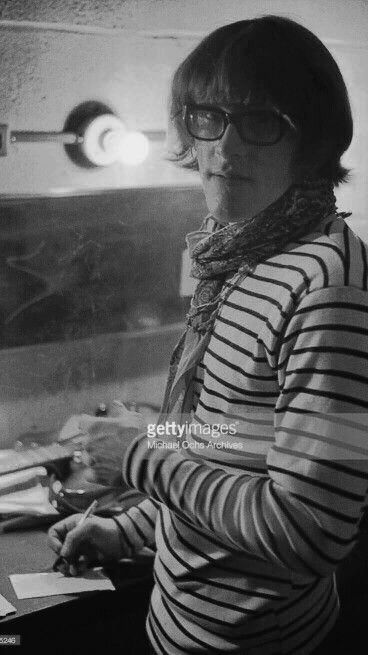 Paul Kantner of Jefferson Airplane