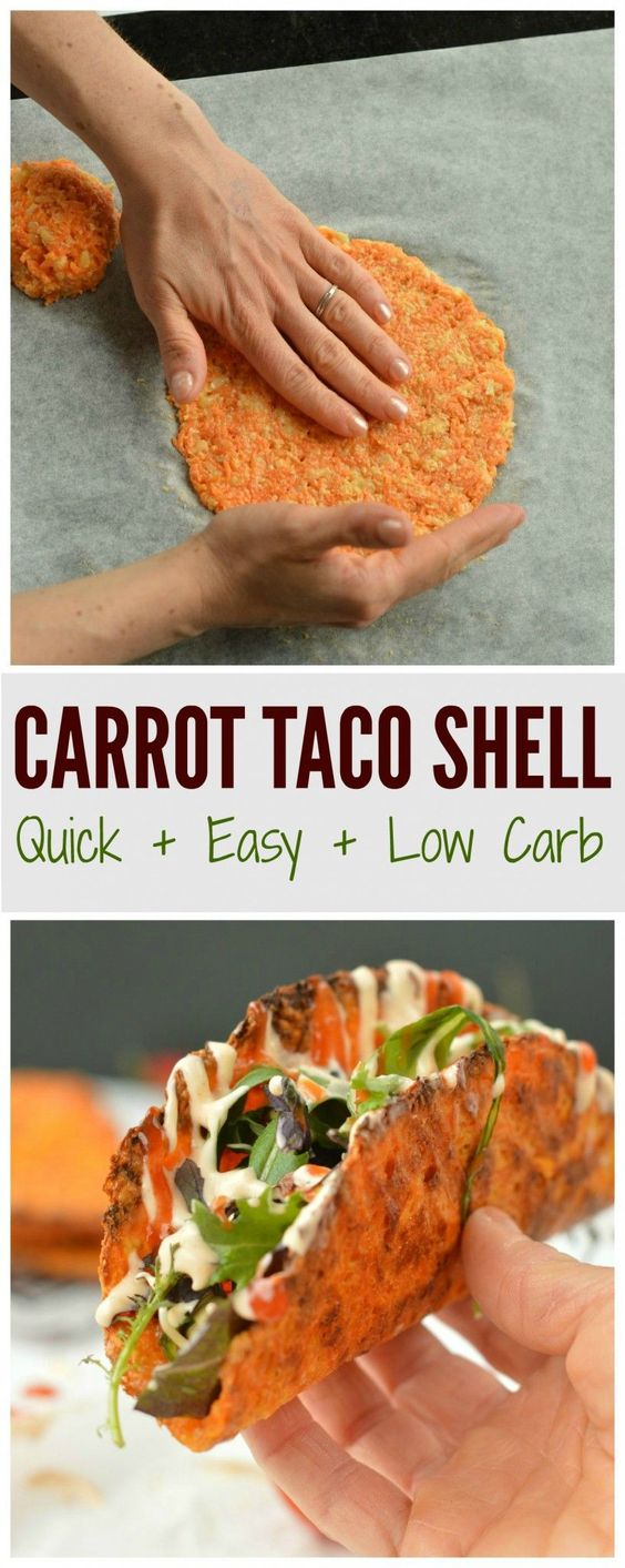 healthy taco shells quick easy