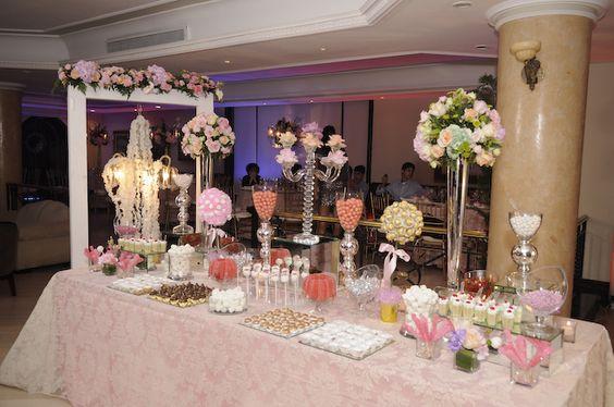 ideas para una mesa de dulces 15 a os de mi hija candy