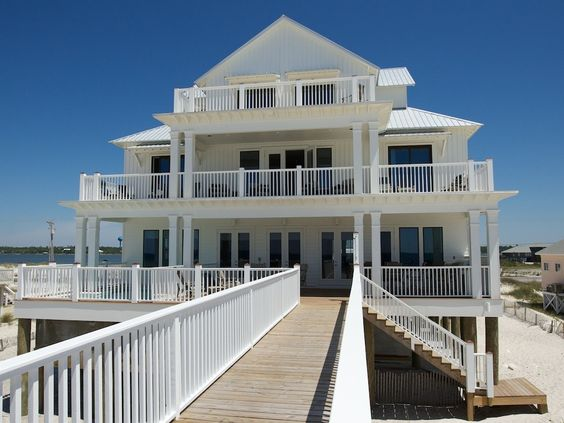 Gulf Front 4 Bedroom Beach House Great Rates Call