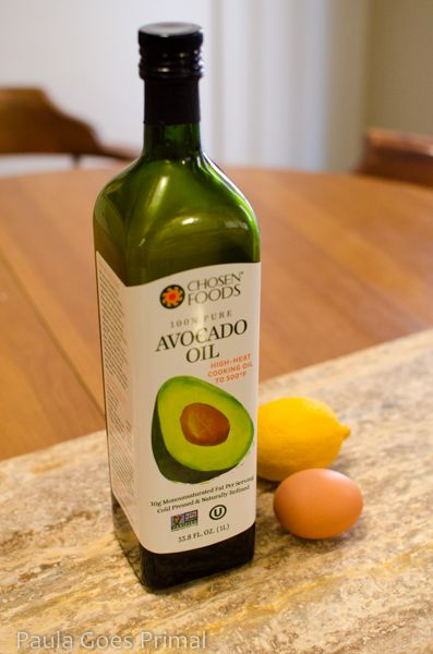 Super Easy Whole30 Avocado Oil Mayo:
