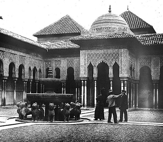 Alhambra, 1910, Tekniska museet: