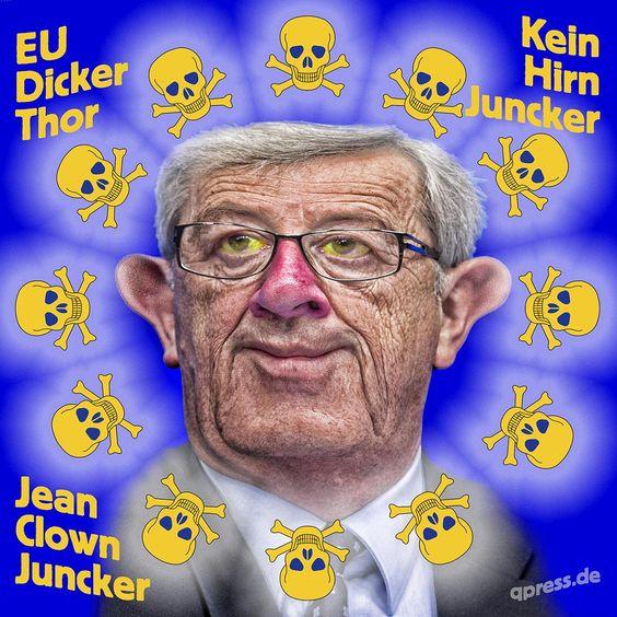 ❌❌❌ Zwar schlagen derzeit noch einige Politiker alibimäßig Alarm, aber das muss nichts zu bedeuten haben. Wenn Jean-Claude Juncker nun einen Testballon steigen lässt, hat dies eine tiefere Bedeutung. Letztlich geht es darum, wieviel Demokratie sich die EU-Kommission einverleiben kann. Die aktuelle sportliche Herausforderung besteht darin, die nationalen Parlamente zu Museumsstücken aufzuwerten, denen außer einer historischen, jedenfalls keine zukünftige Bedeutung mehr zukommt. ❌❌❌ #Juncker #CETA: