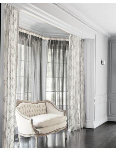 Ceilings custom windows and track on pinterest for Noble windows