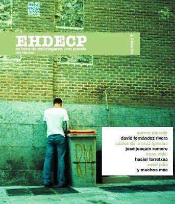"""Nº 5 de la revista de poesía editada por La Vida Rima """"Es hora de embriagarse con poesía"""". Incluye mi """"Manifiesto por la poesía"""".  http://issuu.com/pepeltenso/docs/es-hora-de-embriagarse-n5_web"""