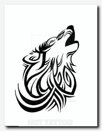 Tattoos On Neck Tribal Wolf Tattoo Lone Wolf Tattoo Wolf Tattoos