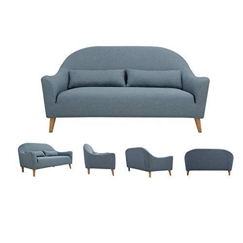 Kemanduo Modern Sofa Small Space Configurable Sofa Breathable