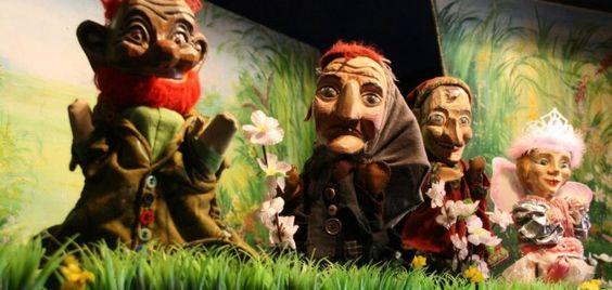 """19.1./11 und 15:00/Rathaus: """"Kasperle und das kleine Gespenst"""" Puppenspiel   ZeitzOnline"""