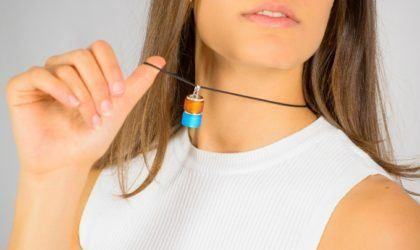 The Beautiful Magien Pendant Keeps All of Your Secrets Safe