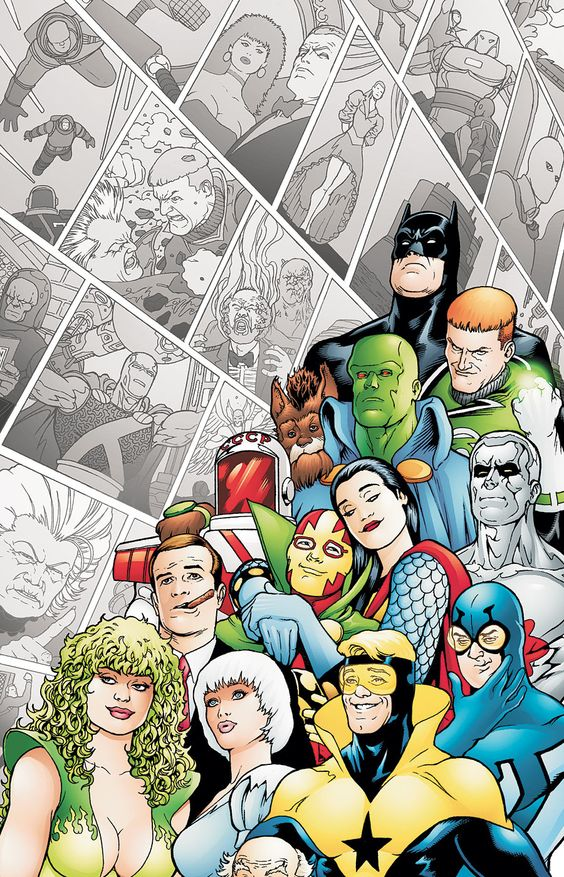 Justice League International by Kevin Maguire
