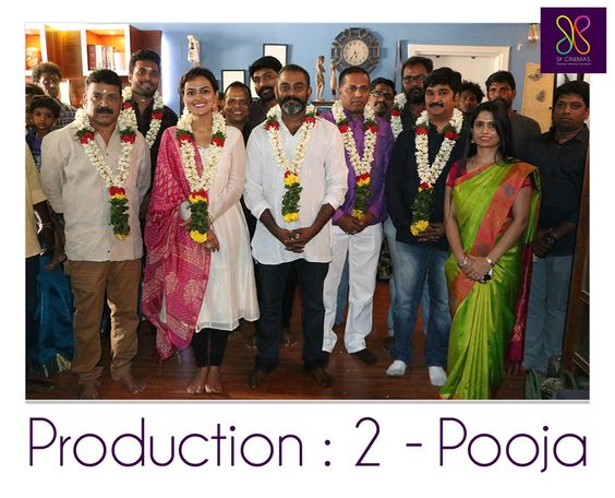 SP Cinemas Production No 2 Shooting Wraps up at Rapid Pace