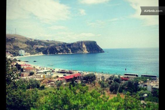 Sea View Studio, 5 min from sea. in Himarë