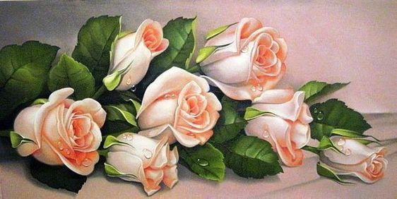 Gallery.ru / Фото #41 - Фото инет...розы и пионы - veran