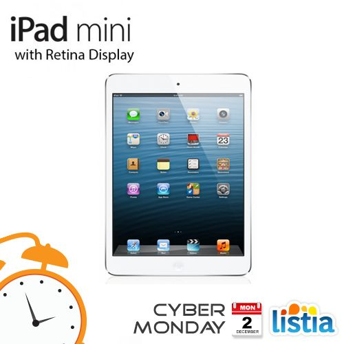 iPad Mini with Retina (WiFi, 16GB)