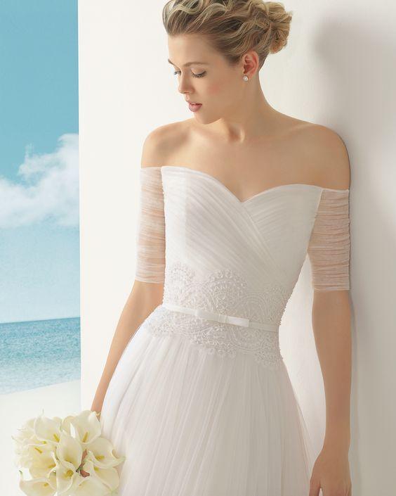 VIVALDI -Rosa Clará Soft  2016. wedding dress #weddingdress #Wedding