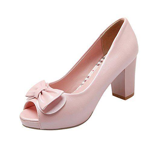 Mee Shoes Damen süß modern bequem mit Schleife Peep toe d... http://www.amazon.de/dp/B01FQI7PQ2/ref=cm_sw_r_pi_dp_lpHpxb13BRJC2