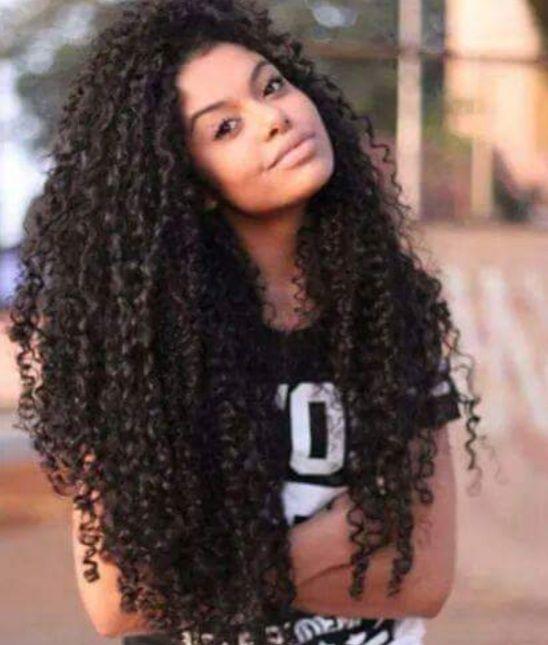Cortes Para Cabelos Crespos E Cacheados Curly Hair