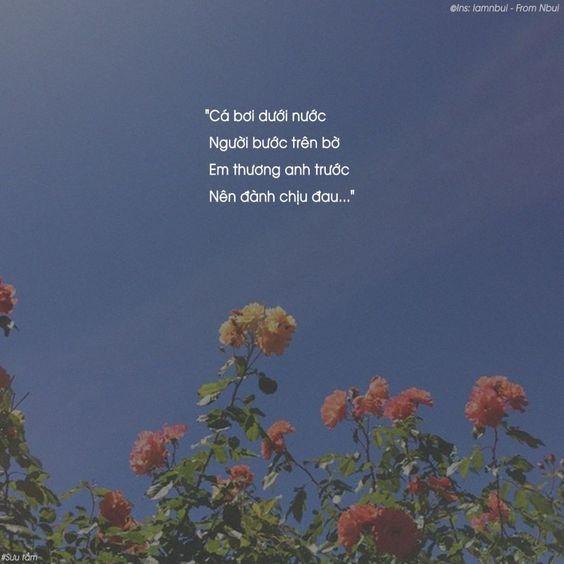 """Ngân❤ on Instagram: """"Follow @iamnbui để đọc nhiều quotes thú vị nhé!❤ . . . ______________________________________________________ #Quotesvn #VnQuotes #tríchdẫn…"""""""