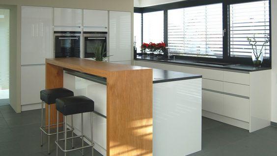 Awesome Küchen Mit Bartheke Contemporary - Kosherelsalvador.com ...