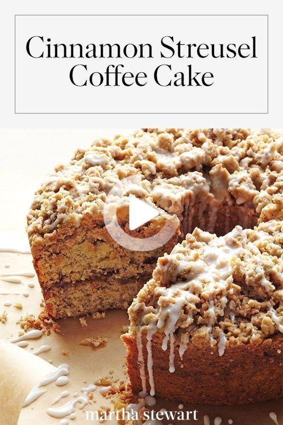 Coffee Cake Que Es