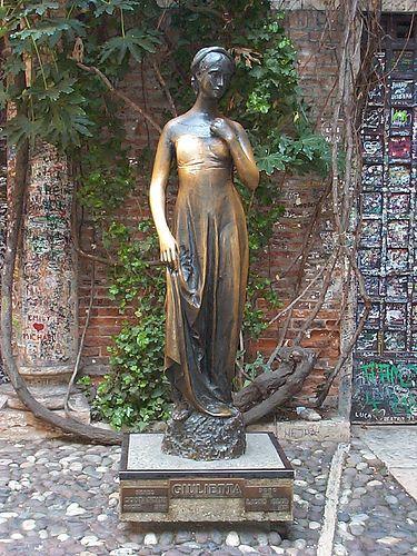 Romeo to Juliet ' She speaks. O, speak again, bright angel! '