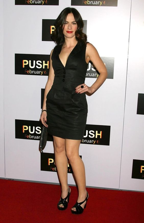 Maggie Siff in a little black dress. Check out our other blogs and ...