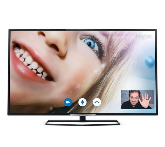 Tv Led pas cher Carrefour promo tv Led, achat PHILIPS Téléviseur LED 40PFH5509 prix promo Carrefour 449.00 € TTC