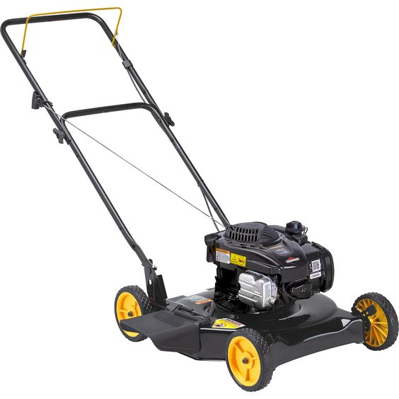 Weed Eater Poulan Pro 961120130 20 Inches Push Lawn Mower