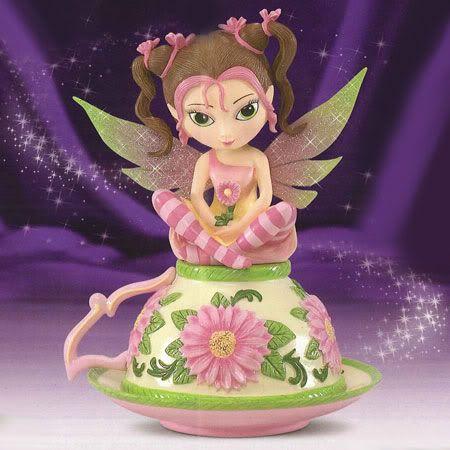 Jasmine Becket-Griffith Figurines   Details about Jasmine Becket Griffith Precious Swee-Tea Fairy Figurine ...