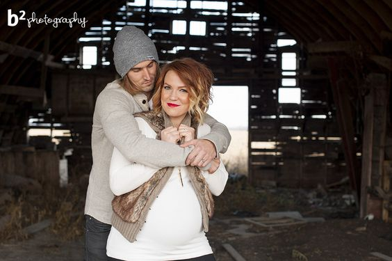 Love this maternity session! :)