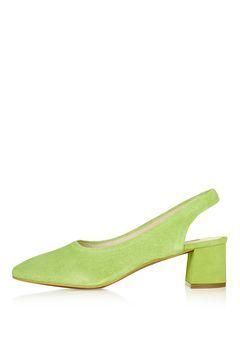 Chaussures avec bride arrière JENNA