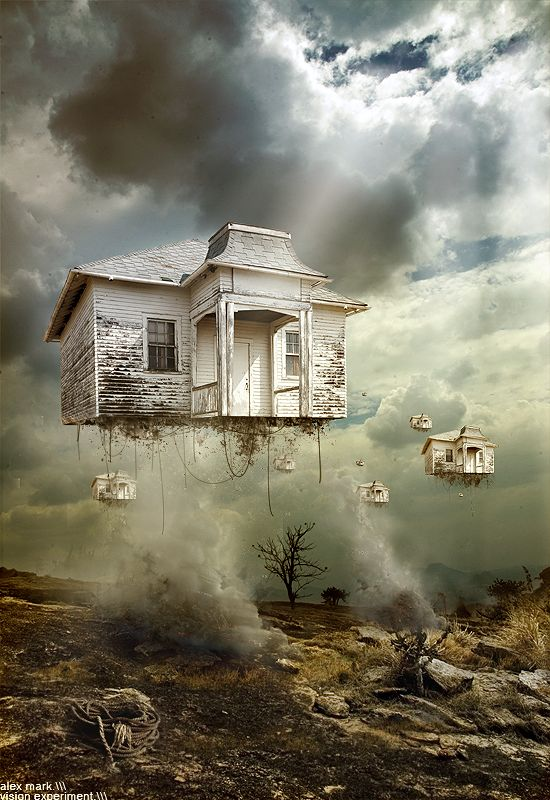 ♂ Dream / Imagination / Surrealism surreal art Home by ~TheOnlyFallacy:
