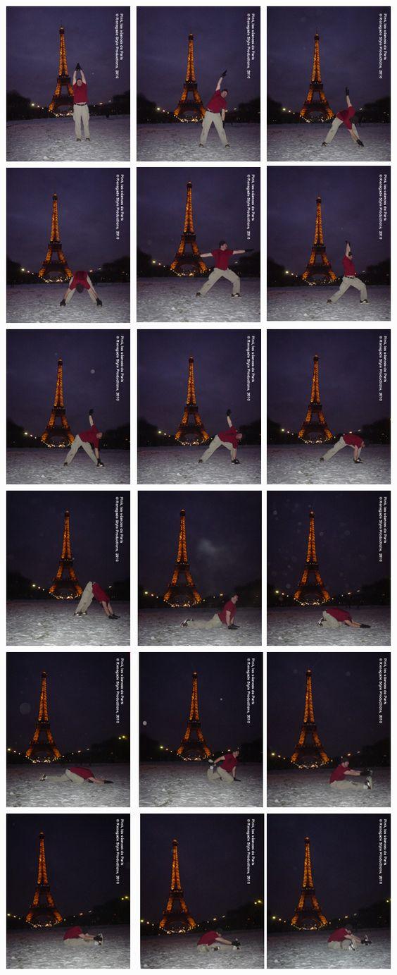 Pink les seances de Paris