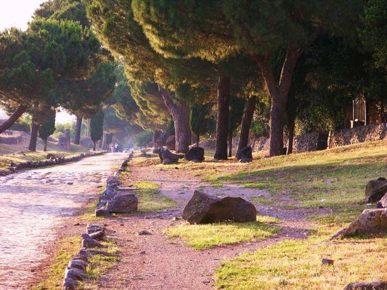 Appia Antica - Roma Italy