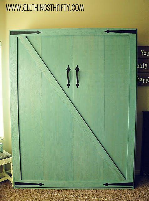This is the most awesome murphy bed ever i 39 ve been for Awesome murphy beds