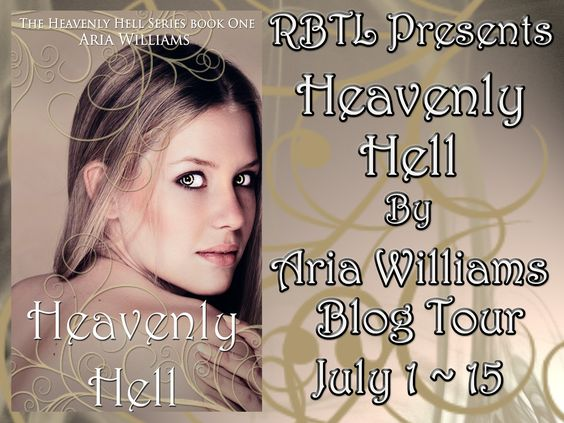 Stop by Sun Mountain Reviews for the Book Blitz Review & Giveaway for Heavenly Hell by Aria Williams, YA Paranormal Suspense