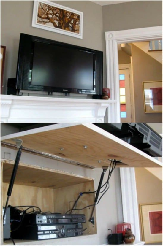 35 Space Saving Diy Hidden Storage Ideas For Every Room Diy Hidden Storage Ideas Kitchen Furniture Storage Living Room Diy #space #saving #living #room