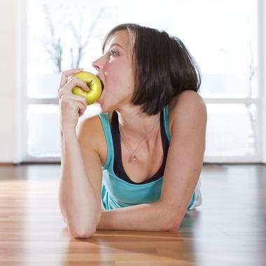 Richtig essen vor & nach dem Sport