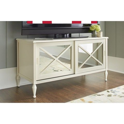 Hollywood Mirrored 48 Tv Stand Tvs Tv Stands And Target