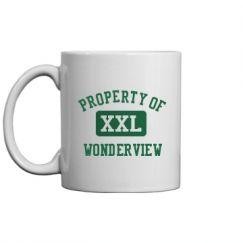 Wonderview High School - Hattieville, AR   Mugs & Accessories Start at $14.97
