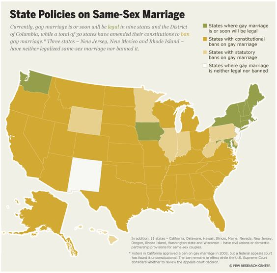Hilariously Bad Maps That Explain Nothing Supreme Court And LGBT - Us supreme court map