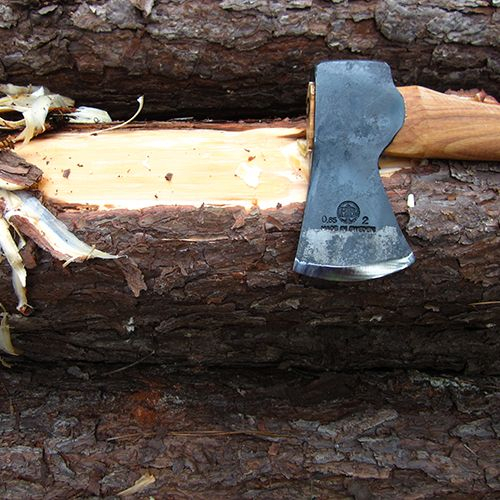 September 11 2017 Posted In Axeheads Axes Do It Yourself How To Instructional How To Sharpen An Axe How To Sharpen An Axe G Axe Survival Outdoor Tools