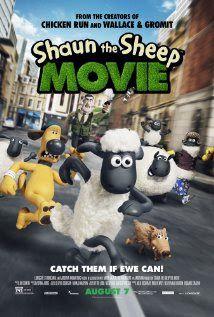 Movie Review - Shaun the Sheep Movie http://blog.gloriaoliver.com/2015/08/movie-review-shaun-sheep-movie.html  #movies #stopmotionanimation #aardmanstudios