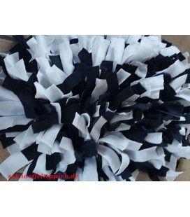 Schnüffelteppich schwarz/weiß