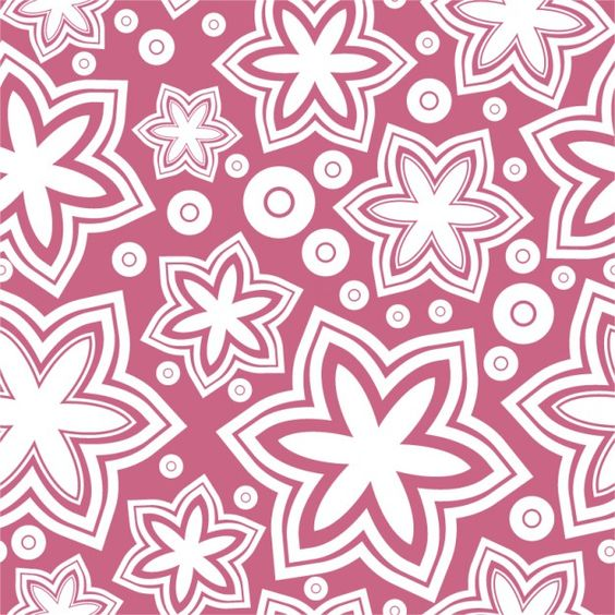 Pink, White flowers and Girly on Pinterest