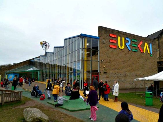 Reviews of Eureka! Children's Museum, Halifax, Yorkshire. One of our top recommended family days out.