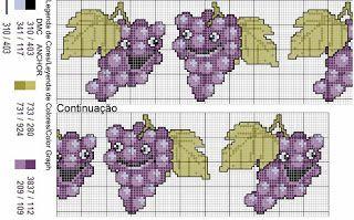 Charms in PUNTO CROCE: Frutta
