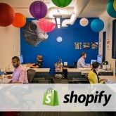 Attention Shopaholics: Work for @Shopify