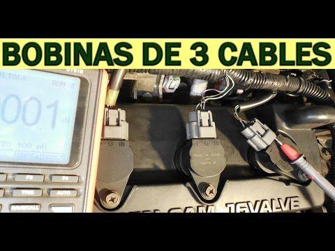 Como Probar Bobinas De Encendido De 3 Cables Nissan Cop Youtube Nissan Bobina De Encendido Mecanica Autos