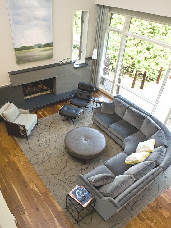 80 Ideas For Contemporary Living Room Designs | Contemporary, Living room  ideas and Room ideas